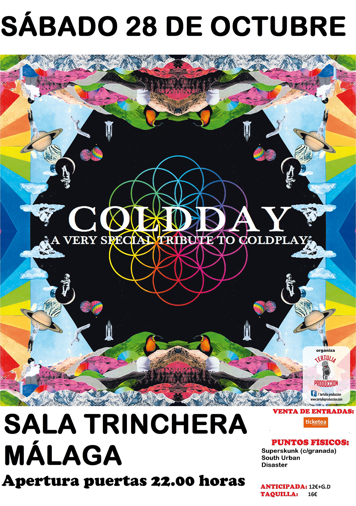 COLDDAY TRINCHERA